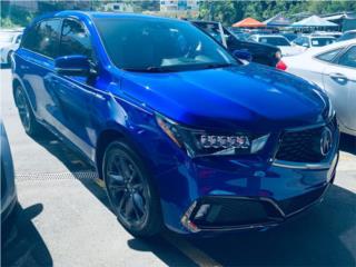 ACURA MDX SH AWD ASPEC 2019 puerto rico