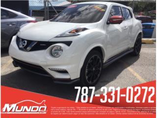 Nissan Juke 2016 *NISMO TURBO*, Nissan Puerto Rico
