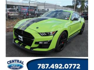 FORD MUSTANG SHELBY GT500 2020!, Ford Puerto Rico