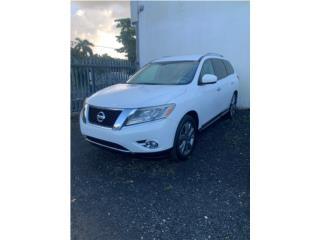 Nissan - Pathfinder Puerto Rico