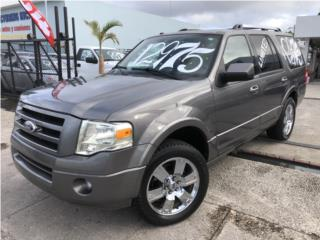 FORD EXPEDITION LIMITED 2WD 2010 , Ford Puerto Rico