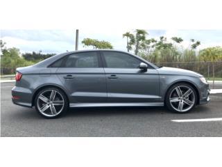Audi A3 S-Line Premium Plus, Audi Puerto Rico