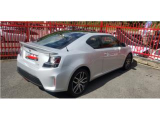 Scion TC standard full label nitido, Scion Puerto Rico