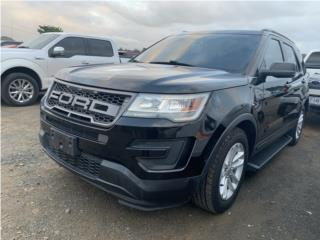 Ford Explorer 2016 30k millas $19,995, Ford Puerto Rico