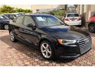 Audi A3 1.8T Premium/Nav/Piel/Cam/Garantia, Audi Puerto Rico