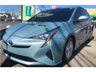 TOYOTA PRIUS 2016, Toyota Puerto Rico