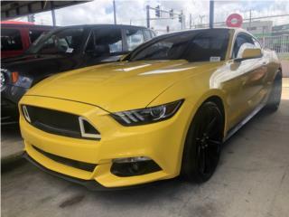 Ford Mustang 2016 !!! Llama Ahora !!!, Ford Puerto Rico