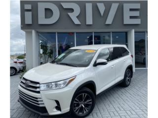 !!TOYOTA HIGHLANDER LE 2019 CARFAX AVAILABLE!, Toyota Puerto Rico