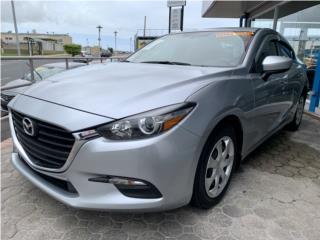 Mazda - Mazda 3 2017, Como Nuevo!, Hyundai Puerto Rico