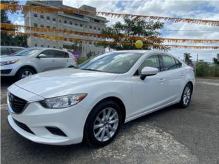 Mazda 6 2016 Domingo 1:00-4:pm, Mazda Puerto Rico