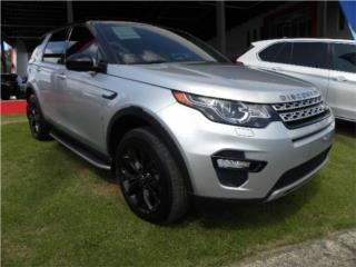 LAND ROVER DISCOVERY SPORT LIKE NEW , LandRover Puerto Rico