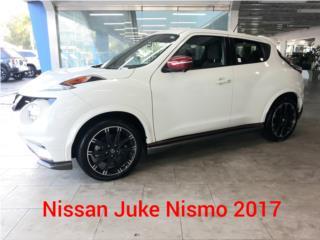 Nissan Juke Nismo 2017, Nissan Puerto Rico