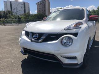 2017 NISSAN JUKE NISMO, Nissan Puerto Rico