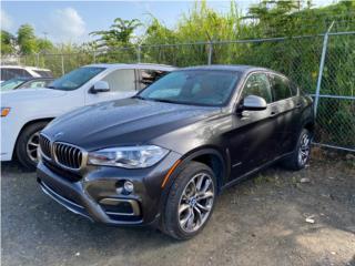 X6 2017 COMO NUEVO POCO MILLAJE GANGA, BMW Puerto Rico
