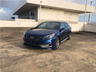 Hyundai Sonata LIMITED 2016 LLAMA YA!!!, Hyundai Puerto Rico