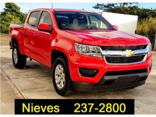 2018 Chevrolet Colorado , Chevrolet Puerto Rico