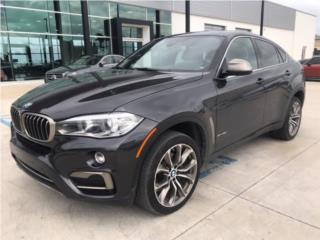 BMW X6 2017 SOLO 20 MIL MILLAS INTACTA, BMW Puerto Rico