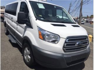 Ford transit 350 , Ford Puerto Rico