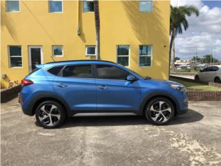 HYUNDAI TUCSON LIMITED 2017 #2673, Hyundai Puerto Rico