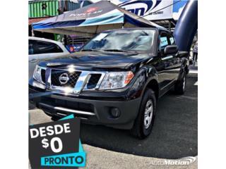 FRONTIER CAB 1/2 IMP. CON 3K MILLAS, Nissan Puerto Rico
