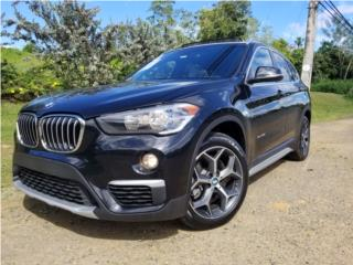 BMW X1 S-DRIVE TWIN POWER TURBO PANORAMICA, BMW Puerto Rico