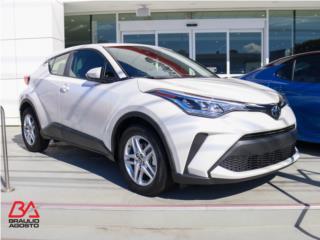 C-HR 2020, Toyota Puerto Rico