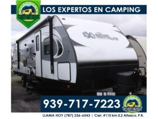 2017 FOREST RIVER VIBE 287QBS, Trailers - Otros Puerto Rico