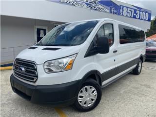 Ford Transit XLT 16 Pasajeros , Ford Puerto Rico