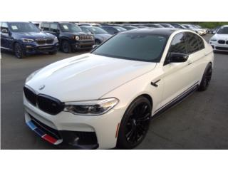 M5 Top Of The Line, BMW Puerto Rico