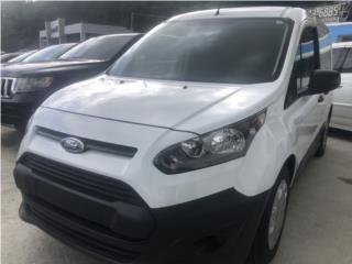 Ford Transit Connecticut 2015, Ford Puerto Rico