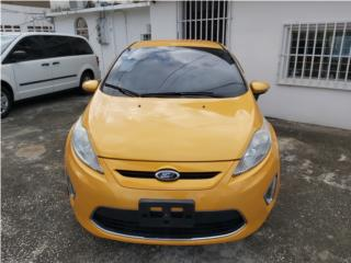 Ford Fiesta 2013, Ford Puerto Rico