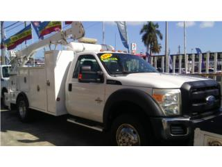 FORD F550 2012 GRUA, Ford Puerto Rico