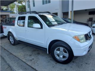 Frontier 4x4 4pts Nismo, Nissan Puerto Rico