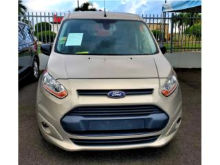 Ford Transit connet wagon 2016, Ford Puerto Rico