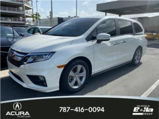 Honda Odyssey EXL 2018, Honda Puerto Rico