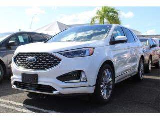 Ford Edge Titanium 2020 | Star White, Ford Puerto Rico