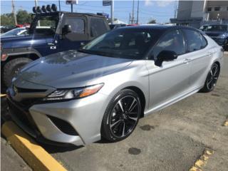 2018 Toyota Camry XSE INMACULADO, Toyota Puerto Rico