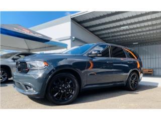 DODGE DURANGO GT 2018, Dodge Puerto Rico