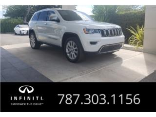 Jeep Grand Cherokee Limited 2017, Jeep Puerto Rico
