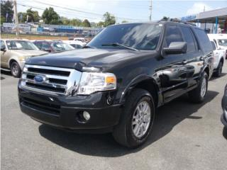 FORD EXPEDITION XLT 2014, Ford Puerto Rico