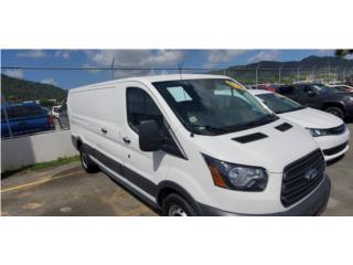 FORD TRANSIT VAN CARGO E-250 2018, Ford Puerto Rico