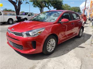 Kia Rio Sedan 2018 Listo para Entrega, Kia Puerto Rico