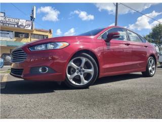 2016 FUSION 62K-MILLAS, Ford Puerto Rico