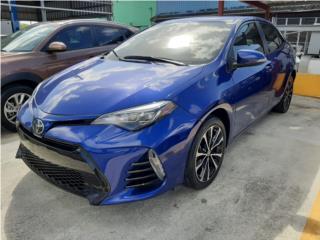*** TOYOTA COROLLA SPORT 2017 ***, Toyota Puerto Rico
