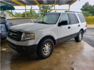 FORD EXPEDITION XL 4X4 2010 IMPORTADA, Ford Puerto Rico