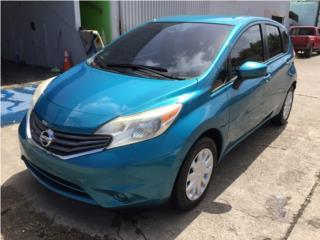 2015 NISSAN VERSA NOTE, AUTOMATICO, Nissan Puerto Rico