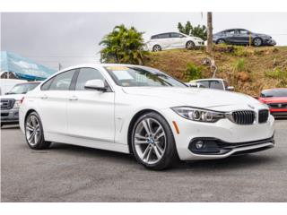 BMW 430I GRAN COUPE 2018 2.0L Turbo I4 248hp , BMW Puerto Rico