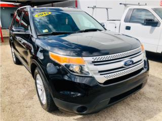 FORD EXPLORER XL, Ford Puerto Rico