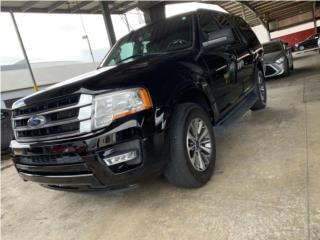Ford Expedition 2017 XLT!!, Ford Puerto Rico