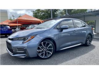 Apple CarPlay/SE/CarFax/Importado/Camara, Toyota Puerto Rico